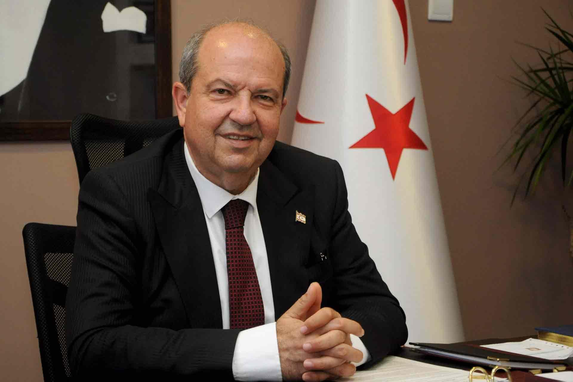 Ersin Tatar KKTC Cumhurbaşkanı seçildi!