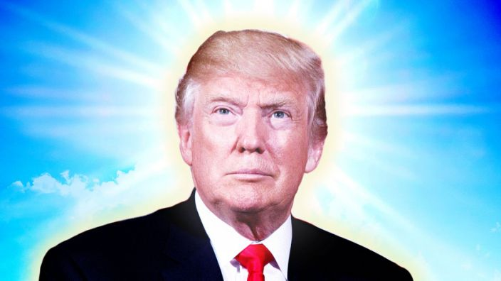 Donald Trump'ın papazı vahiy aldığını iddia etti!