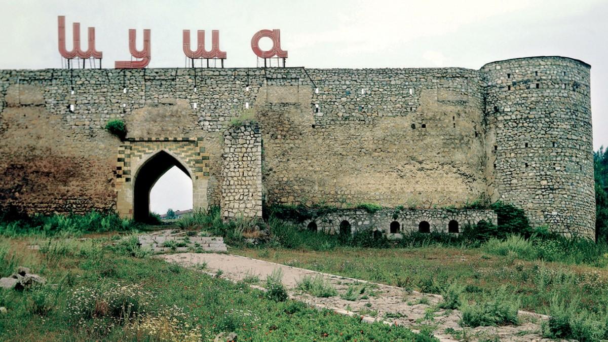 Azerbaycan Ordusu Karabağ'ın kalbine vardı!
