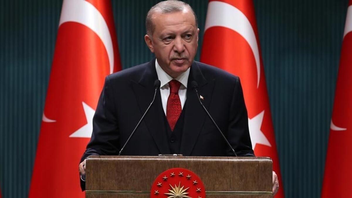 Erdoğan aşı konusunda müjde verdi!