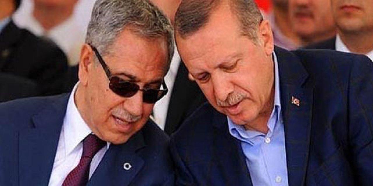 Erdoğan-Arınç konuşmasının detayları ortaya çıktı!