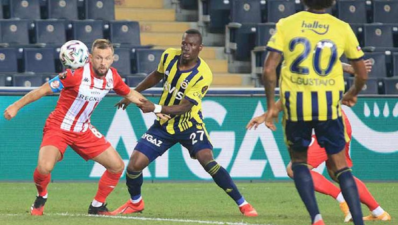 Antalya-Fener maçı!