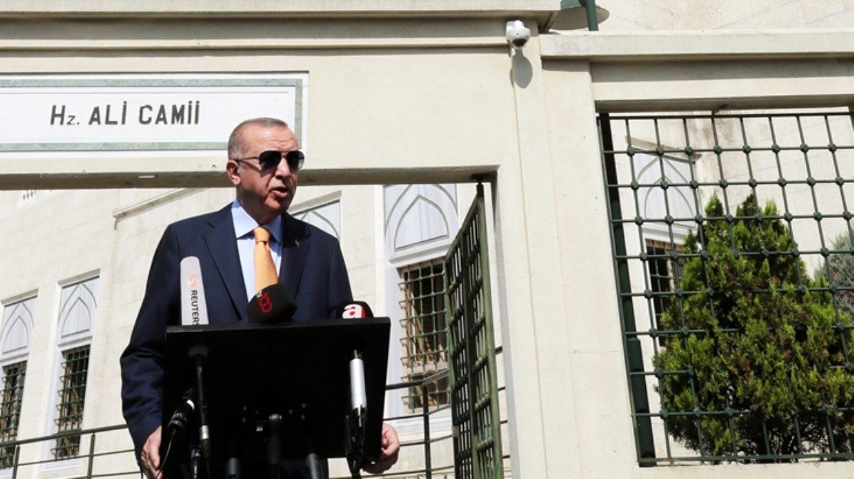 Yeni kısıtlamalar yolda! Erdoğan açıkladı!