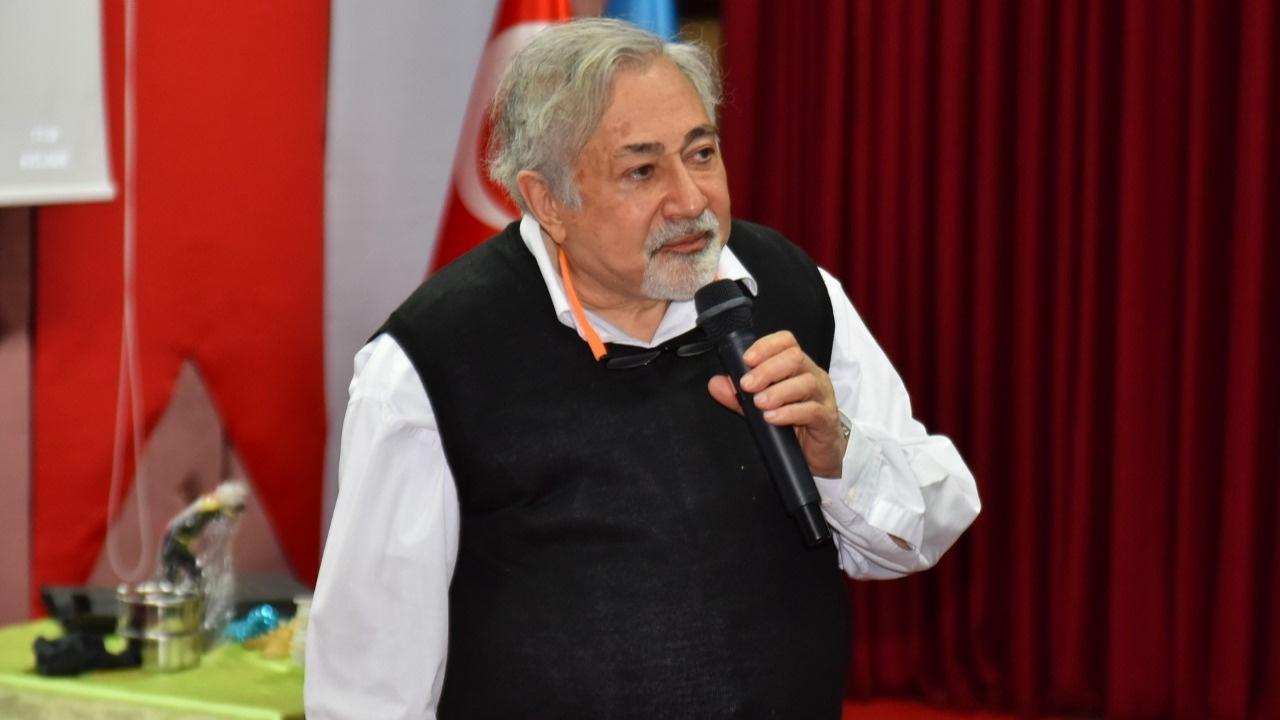 Profesör Orhan Kural korona nedeniyle hayatını kaybetti.