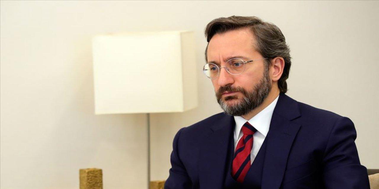 Fahrettin Altun Türkçe Ezan konusunda açıklama yaptı!