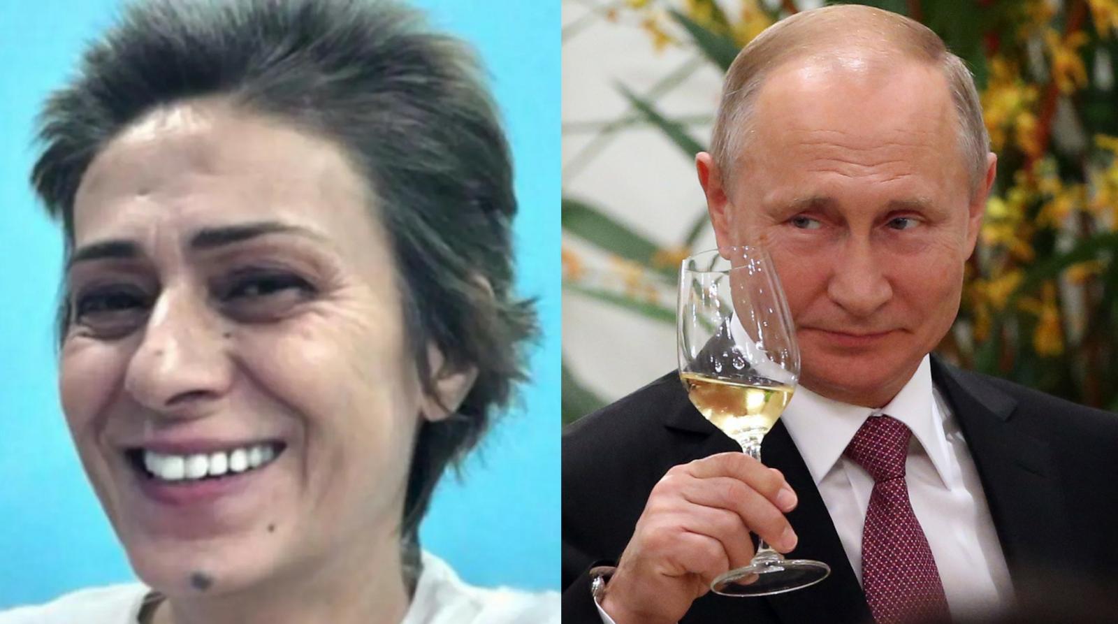 Putin sağlık personelini zorla aşılatacakmış!