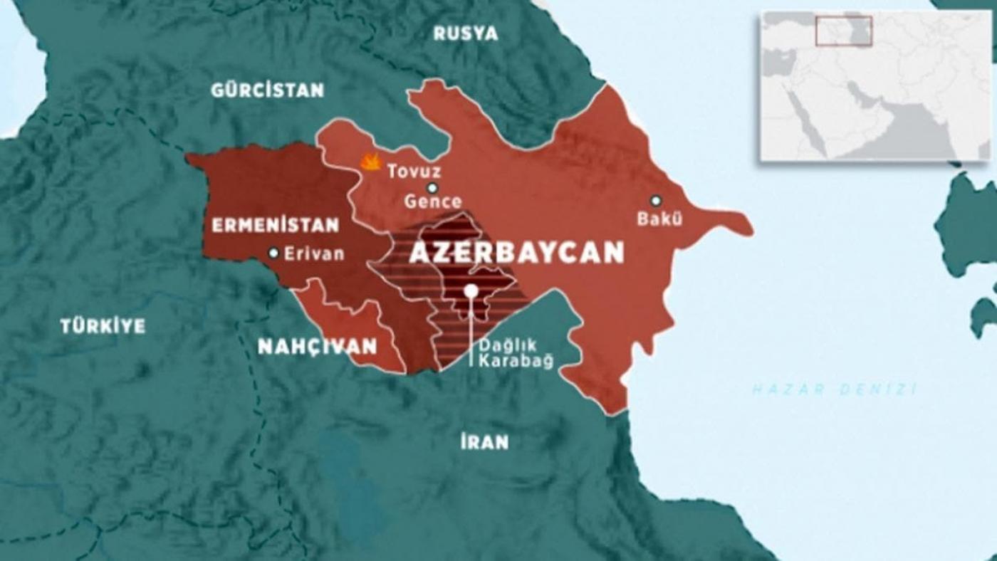 Dağlı Karabağ'ın resmi dili Rusça mı olacak?