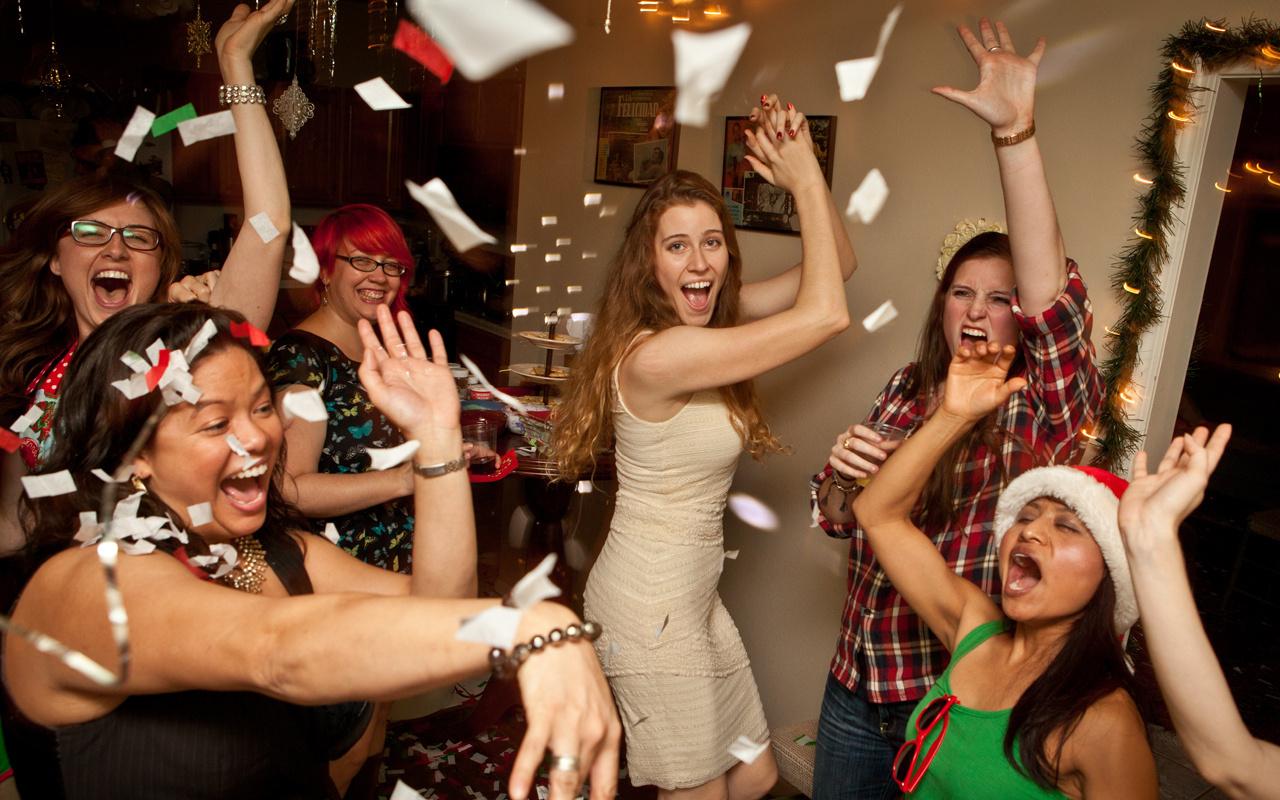 Yılbaşında parti yapan evler basılacak!