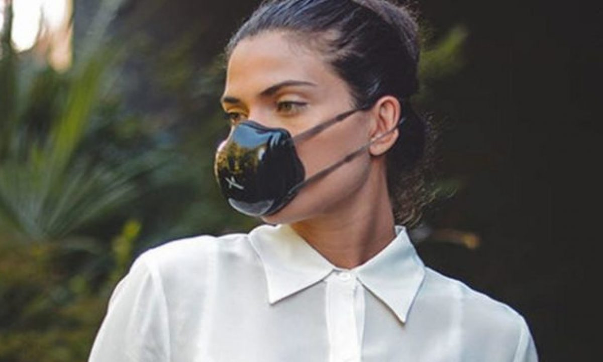 Maske teknolojisinde gelişme! Elektrikli maske…