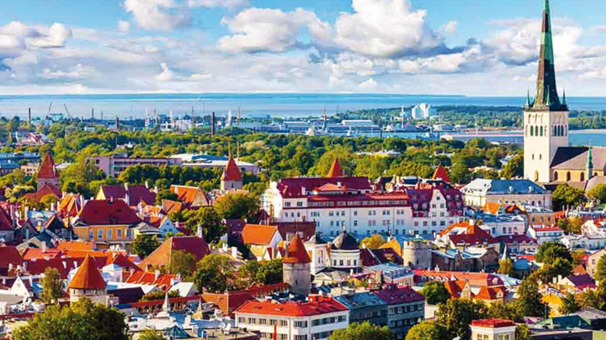 Estonya Rusya'dan toprak istedi!