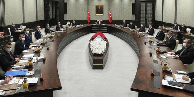 2021'in ilk kabine toplantısında neler var?