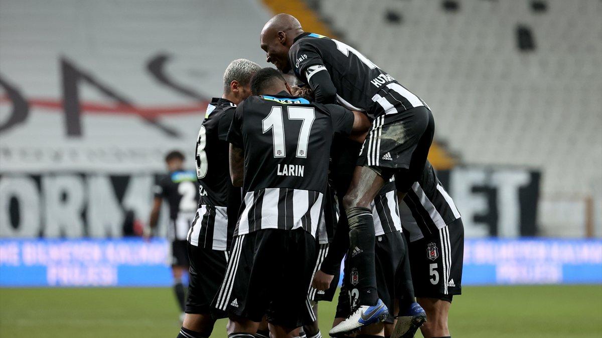 Beşiktaş-Göztepe maçı 2-1 bitti!
