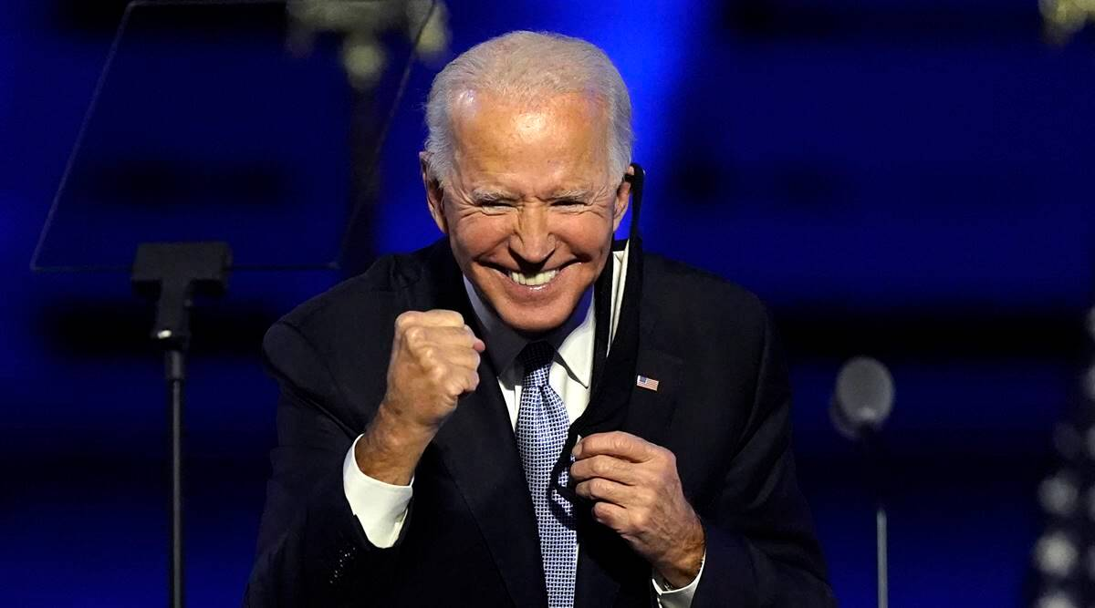 Ve Amerika'nın yeni başkanı resmen Biden oldu!