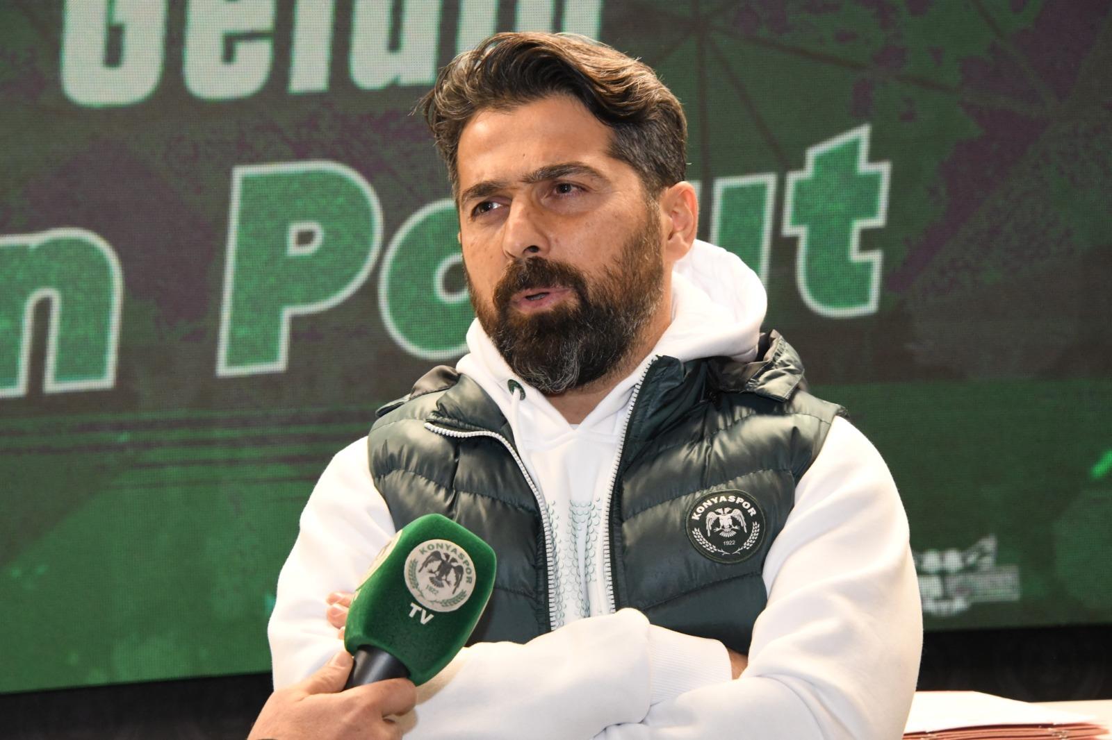 Konyaspor'un yeni hocası belli oldu!