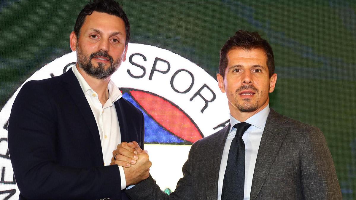 Fenerbahçe Erol Bulut'la ayrıldı!