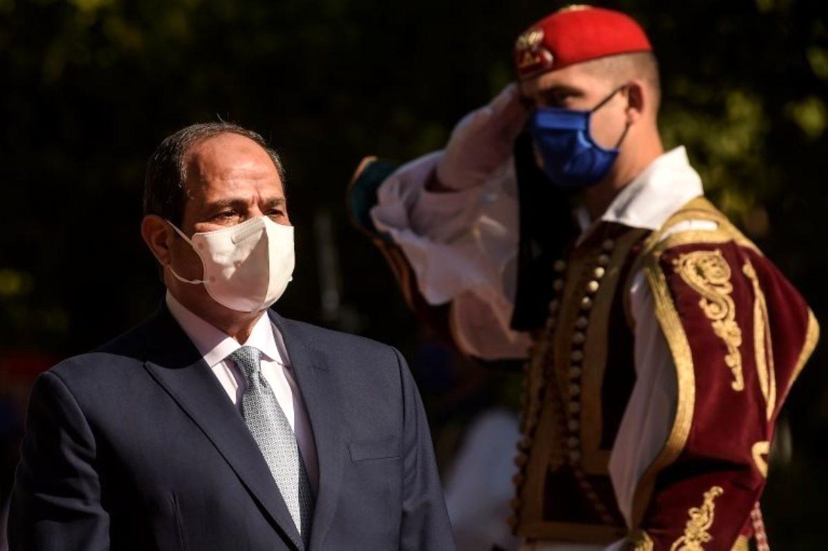 Yunanı telaş sardı Mısır işe uyandı!