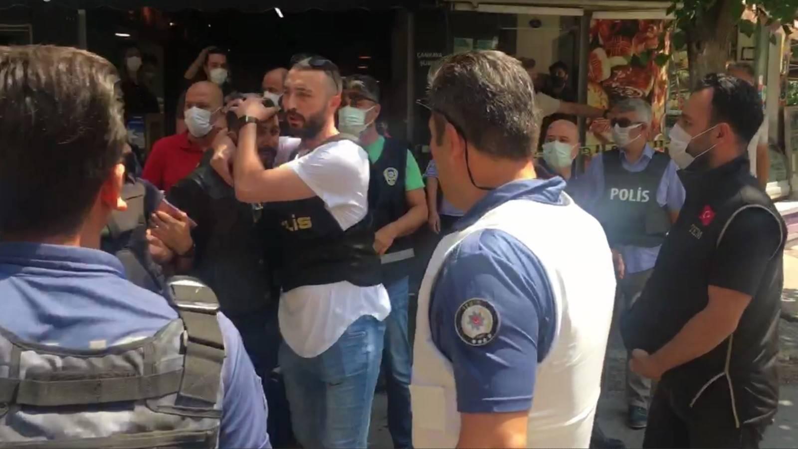 HDP binasına saldırının detayları ortaya çıkıyor!